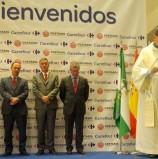 Capitalistas, cura católico y políticos bendicen el aterrizaje multinacional del Carrefour en Mijas