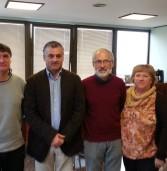Reunión de AM+LV-Q con Delegado de Urbanismo de la Junta de Andalucía