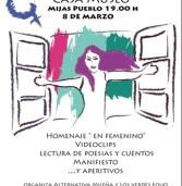 8 de MARZO: Día de las Mujeres Trabajadoras