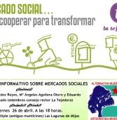 Debate informativo sobre Mercaos sociales