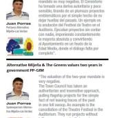 """Mijas Semanal: """"AM+LV-Q valora los dos años de gobierno del PP-GIM"""""""