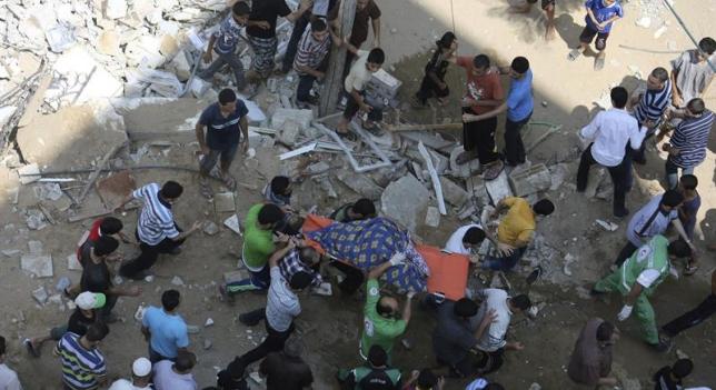Gaza mazakrá