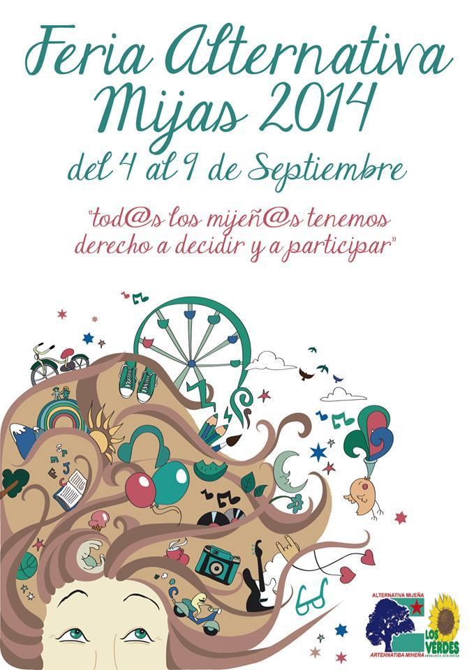 Karte Feria'e Miha Artehnatiba 2014
