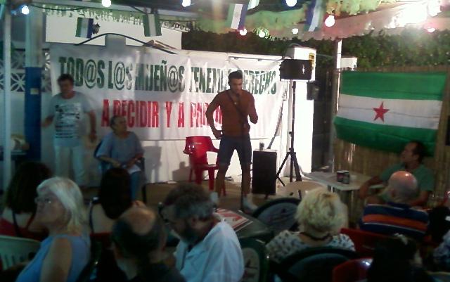Xiringito artehnatibo a tope 2014d
