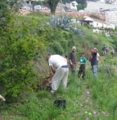 """Diario Mijas: """"Enharetà propone preservar el sistema hidráulico del Barrio Santana y su entorno"""""""