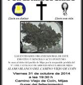 Álamo Blanco del Camino de Coín: In Memoriam