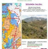 2ª SALIDA Travesías de los PAISAJES SENTENCIADOS por el urbanismo: Valle del ARROYO PAHAREH