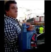 Portavoz vecinal de Las Lagunas de Mijas denuncia eliminación nozaliana de aparcamientos y amenaza con QUEMARSE A LO BONZO