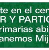 PARTICIPA en las PRIMARIAS ABIERTAS de GANEMOS MIJAS para elegir la lista electoral
