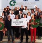 Presentación de la CANDIDATURA ELECTORAL de MIJAS GANA para el Ayuntamiento de Mijas