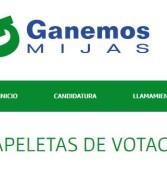 Lista de CANDIDAT@S en las PRIMARIAS DE GANEMOS MIJAS