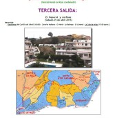 3ª SALIDA: Partíoh d'Er Xaparrá i La Roza. Travesías de los PAISAJES SENTENCIADOS por el URBANISMO en Miha