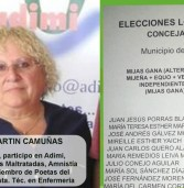 Candidata núm. 2: Maite Martín-Camuñas