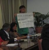 """""""Nozal se aprovecha del dinero público, tuyo y mío, para hacerse propaganda electoral"""""""