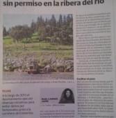 """Sur: """"Medio Ambiente multa con 6.000 euros a Mijas por actuar sin permiso en la ribera del río"""""""