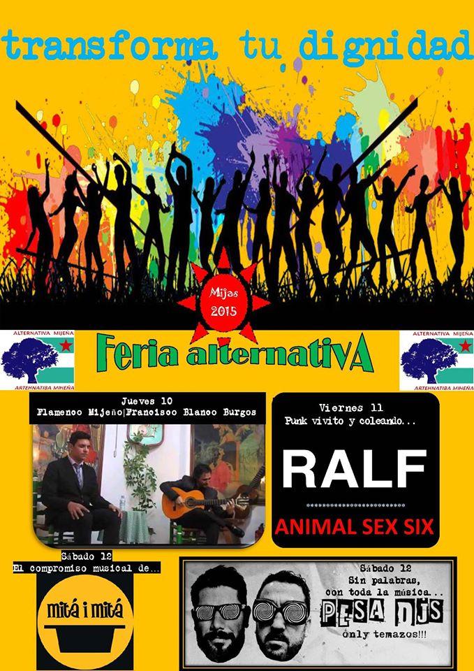 Feria Artehnatiba de Miha 2015 - Karte