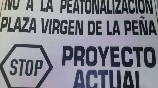 Alternativa Mijeña DESMIENTE al 'embuhtero' Nozal sobre obras en Plaza Virgen de la Peña