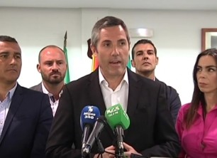 """Europa Press: """"C's rompe el pacto de gobierno con el PP en Mijas"""""""