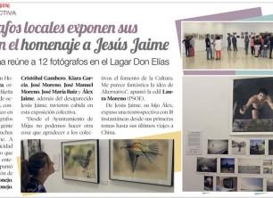 Encuentro Fotografías Colectiva / Mijas tiene Arte Alternativa Mijeña | Cultura [Mijas Semanal 2016-10-21]