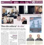 """2016-09-09 Una cita cultural """"de cine"""" Resumen VII Proyección de Cortos Locales Organizado por ComunArte Mijas & Alternativa Mijeña"""