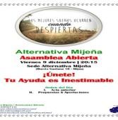 Asamblea Abierta para tod@s