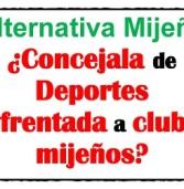 Alternativa Mijeña exige explicaciones a la Concejala de Deportes por su enfrentamiento con clubs mijeños