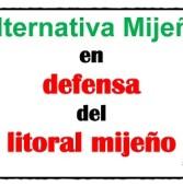 Alternativa Mijeña en defensa del litoral mijeño