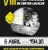 VIII Proyección Cortos Locales Viernes 6 abril