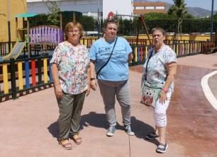 Alternativa Mijeña pide al gobierno municipal que provea de zonas de sombra a todos los parques del municipio