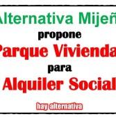 Alternativa Mijeña propone un Parque de Viviendas para alquiler Social