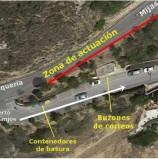 PODEMOS•ALTERNATIVA MIJEÑA Solicita seguridad en Camino Los Caños