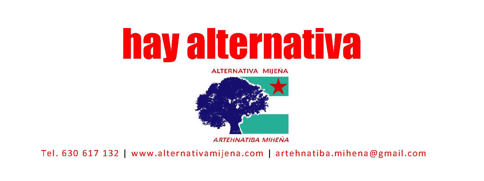 hay alternativa