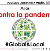 Contra la pandemia: Piensa global, actúa local