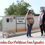 Solicitamos a la concejala Mariló Olmedo la posibilidad de instalar aparatos filtro HEPA en centros escolares de Mijas, así como facilitar mascarillas para el alumnado.