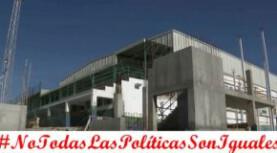 Obras Ciudad Deportiva.