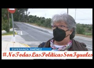 Solicitamos seguridad en la carretera que lleva a Cerros del Águila y al Hipódromo.